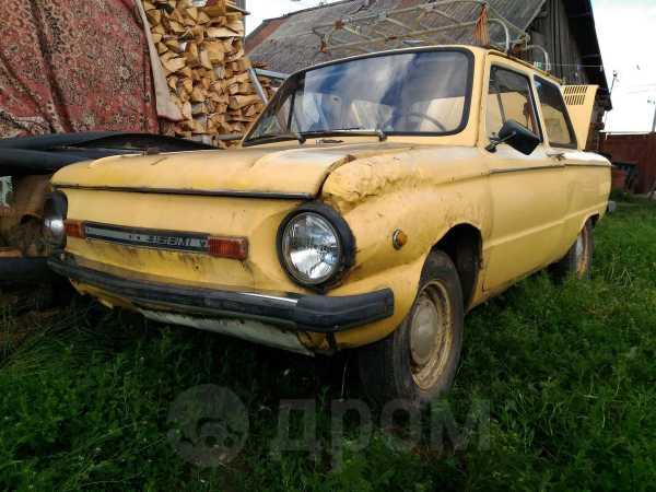 ЗАЗ Запорожец, 1994 год, 8 000 руб.