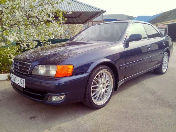 Toyota Chaser, 1998 год, 335 000 руб.