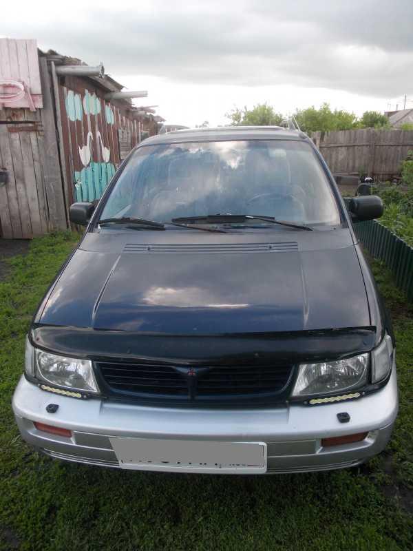 Mitsubishi Space Wagon, 1995 год, 155 000 руб.