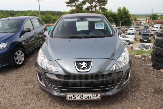 Peugeot 308, 2008 год, 309 000 руб.