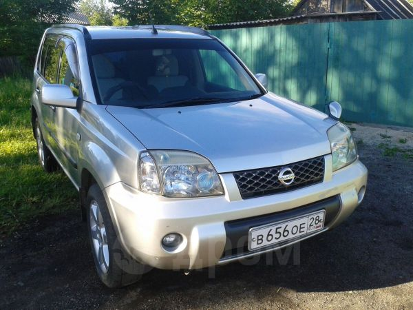 Nissan X-Trail, 2005 год, 495 000 руб.