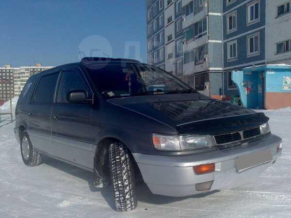 Mitsubishi Chariot, 1992 год, 130 000 руб.