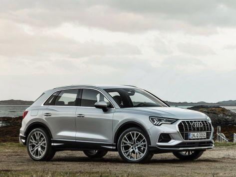 Audi Q3 (F3) 07.2018 -  н.в.