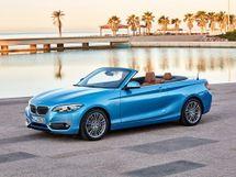 BMW 2-Series рестайлинг, 1 поколение, 05.2017 - н.в., Открытый кузов