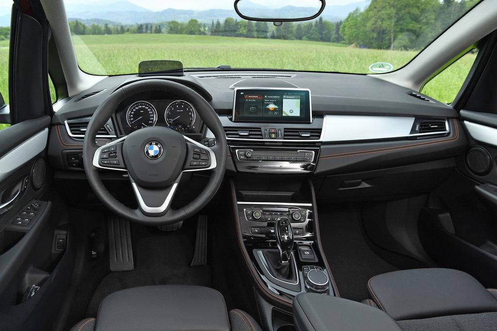 BMW 2-Series Active Tourer рестайлинг 2018, 2019, 2020, хэтчбек 5 дв., 1  поколение, F45