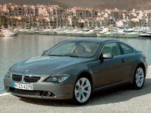 BMW 6-Series 2 поколение, 09.2003 - 08.2007, Купе