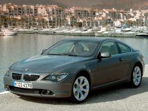 BMW 6-Series 2003, купе, 2 поколение, E63