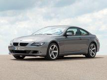 BMW 6-Series рестайлинг 2007, купе, 2 поколение, E63