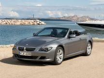 BMW 6-Series рестайлинг, 2 поколение, 09.2007 - 07.2010, Открытый кузов