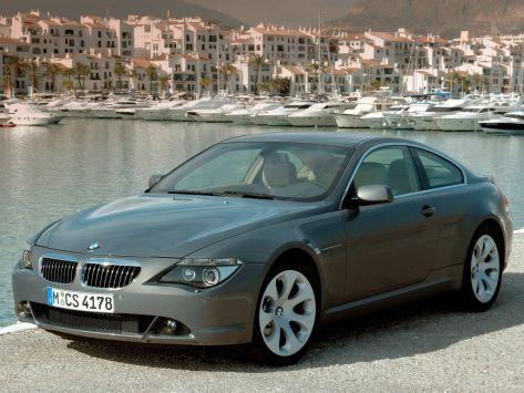 BMW 6-Series (E63) 09.2003 - 08.2007