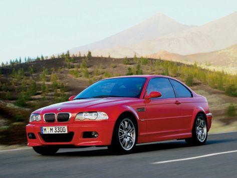 BMW M3 (E46) 10.2000 - 12.2006