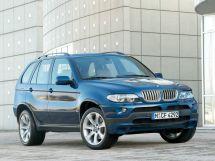 BMW X5 рестайлинг 2003, suv, 1 поколение, E53