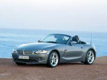 BMW Z4 2002, открытый кузов, 1 поколение, E85