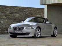 BMW Z4 рестайлинг 2006, открытый кузов, 1 поколение, E85