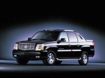 Cadillac Escalade 2001, пикап, 2 поколение