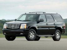 Cadillac Escalade 2001, джип/suv 5 дв., 2 поколение