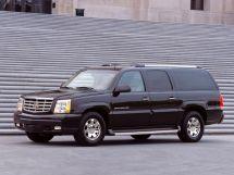 Cadillac Escalade 2002, джип/suv 5 дв., 2 поколение