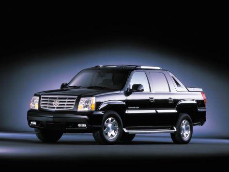 Cadillac Escalade  09.2001 - 08.2006
