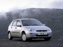 Ford Focus 1998, хэтчбек 5 дв., 1 поколение, I