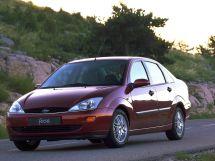 Ford Focus 1998, седан, 1 поколение, I