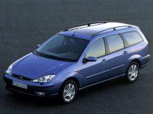 Ford Focus рестайлинг, 1 поколение, 10.2001 - 09.2004, Универсал