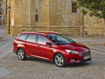 Ford Focus рестайлинг 2014, универсал, 3 поколение, III