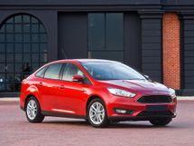 Ford Focus рестайлинг 2014, седан, 3 поколение, III