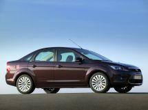 Ford Focus рестайлинг 2007, седан, 2 поколение, II