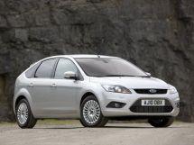 Ford Focus рестайлинг 2007, хэтчбек, 2 поколение, II
