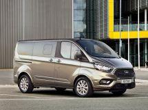 Ford Tourneo Custom рестайлинг, 1 поколение, 07.2017 - н.в., Минивэн