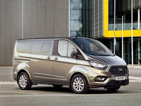 Ford Tourneo Custom  07.2017 - 02.2021
