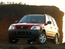 Honda CR-V 1995, джип/suv 5 дв., 1 поколение, RD