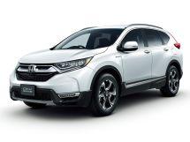 Honda CR-V 2018, джип/suv 5 дв., 5 поколение, RT, RW