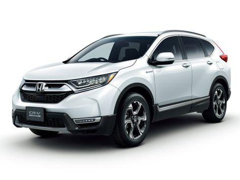 Honda CR-V (RT, RW) 06.2018 -  н.в.