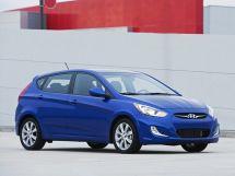Hyundai Accent 4 поколение, 09.2011 - 11.2017, Хэтчбек 5 дв.