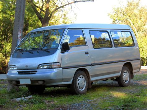 Hyundai Grace  12.1986 - 09.2003