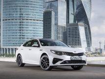 Kia Optima рестайлинг 2018, седан, 4 поколение, JF