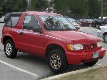 Kia Sportage рестайлинг, 1 поколение, 09.1998 - 02.2006, Джип/SUV 5 дв.