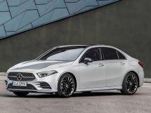 Mercedes-Benz A-Class 2018, седан, 4 поколение, W177