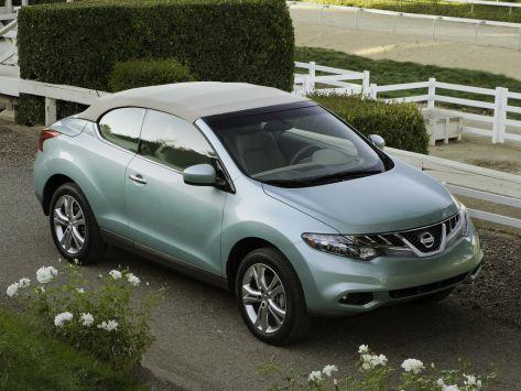 Nissan Murano (Z51) 11.2010 - 04.2014