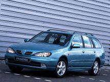 Nissan Primera рестайлинг 1999, универсал, 2 поколение, WP11