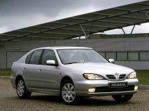 Nissan Primera рестайлинг 1999, лифтбек, 2 поколение, P11