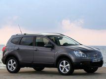 Nissan Qashqai+2 2008, suv, 1 поколение, J10