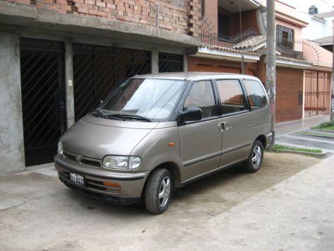 Nissan Serena (C23) 06.1991 - 05.1994