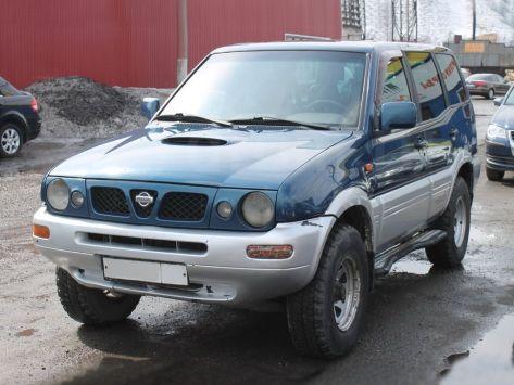 Nissan Terrano II (R20) 03.1996 - 11.1999