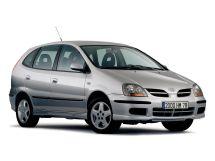 Nissan Tino 2000, минивэн, 1 поколение, V10