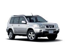 Nissan X-Trail рестайлинг, 1 поколение, 07.2003 - 07.2007, Джип/SUV 5 дв.