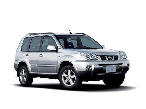 Nissan X-Trail (T30) 07.2003 - 07.2007