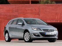 Opel Astra рестайлинг 2012, универсал, 4 поколение, J