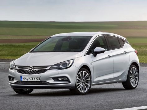 Opel Astra (K) 09.2015 - 08.2019